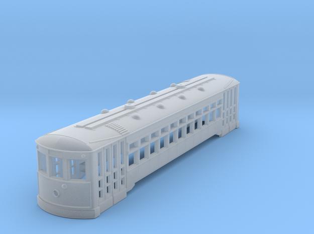 HO Scale 51' Standard Streetcar Body 3d printed