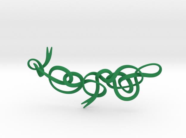 Twirl 3d printed