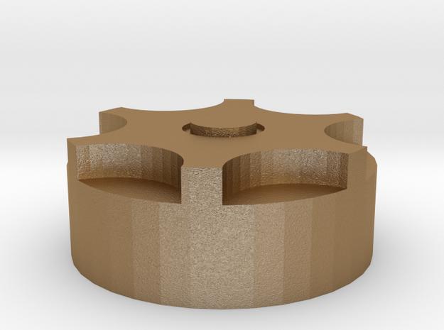Obi KillKey Top (repaired) 3d printed