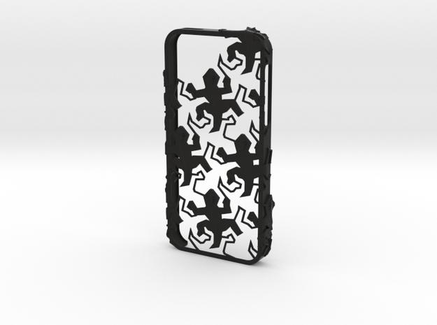Escher Reptiles iPhone 5 / 5s Case