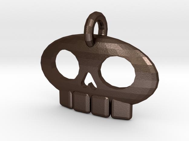 Pirate Gang Pendant 3d printed