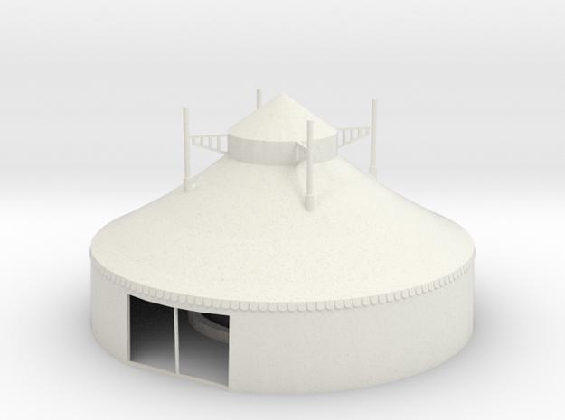 Zelt - 12 Meter - 1:87 (H0 scale) 3d printed