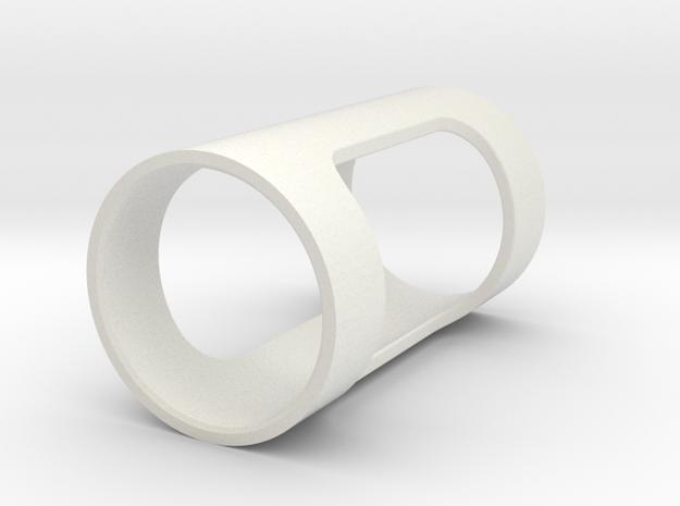 F-0205-001-005 16-0 Diameter in White Natural Versatile Plastic