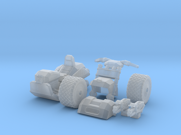 Iron Eagle Bike 28mm (x1) 3d printed