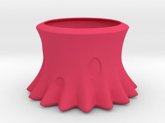 Ghost Tea Light Holder 3d printed