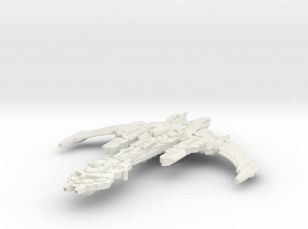 Hark'Or Class Battleship 3d printed