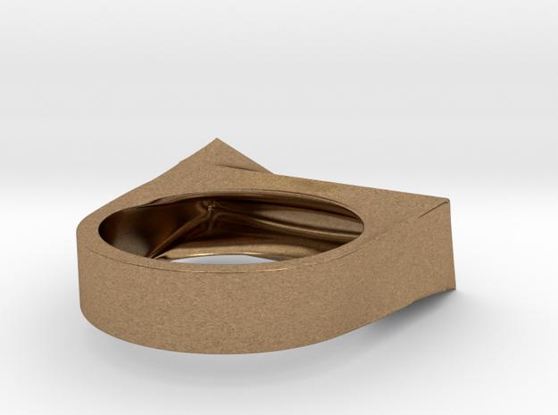 Cutting Edge Ring - 18 mm 3d printed