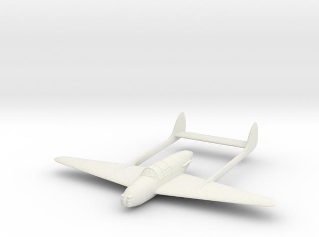 1/200  Gloster F18/37 in White Natural Versatile Plastic
