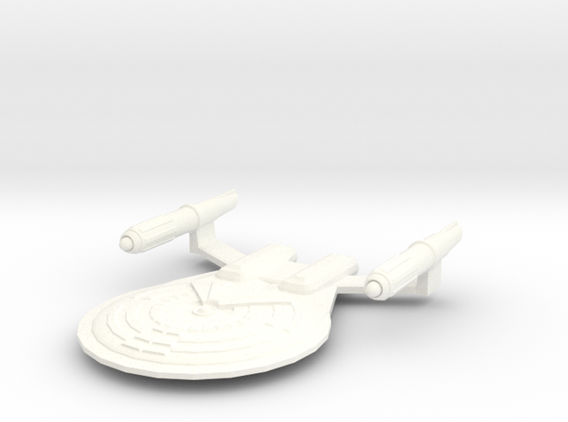 USS Marks 3d printed