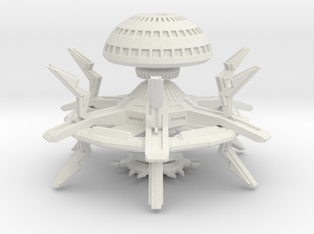 Cardassians Space Station 3d printed