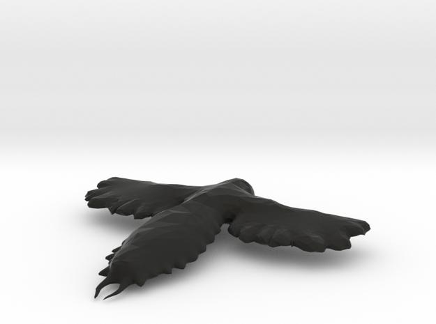 the MothMan 3d printed