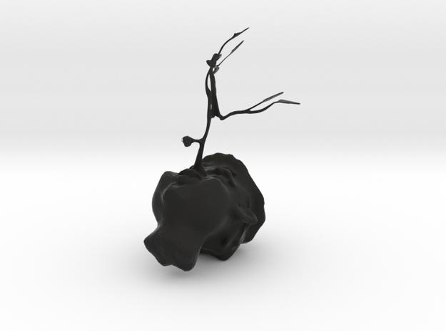 pinocchio underconstruction 3d printed
