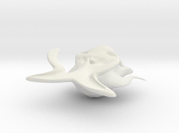 4784 in White Natural Versatile Plastic