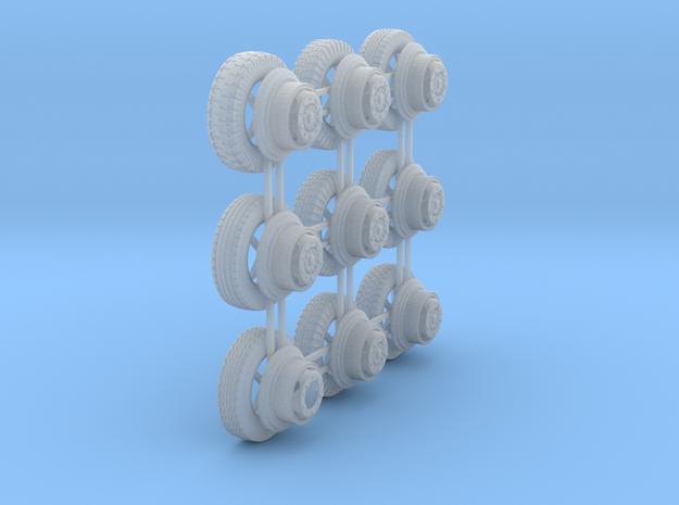 1/48th Puma Wheels