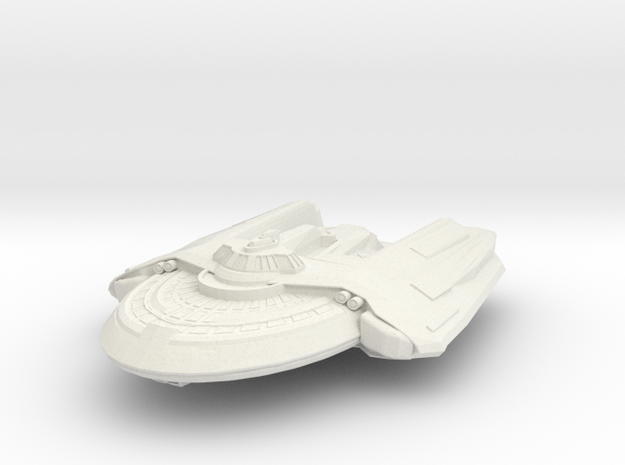 Amadis Calss Destroyer -Small 3d printed