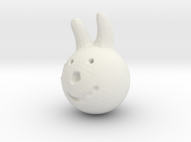 Honey Bunny 3d printed