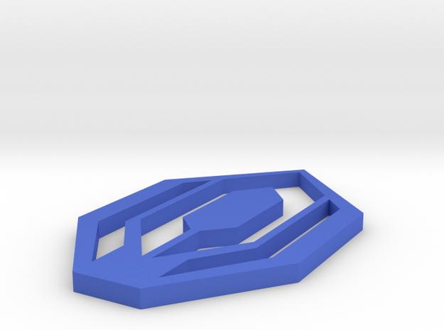 Scaled Cerberus 3d printed
