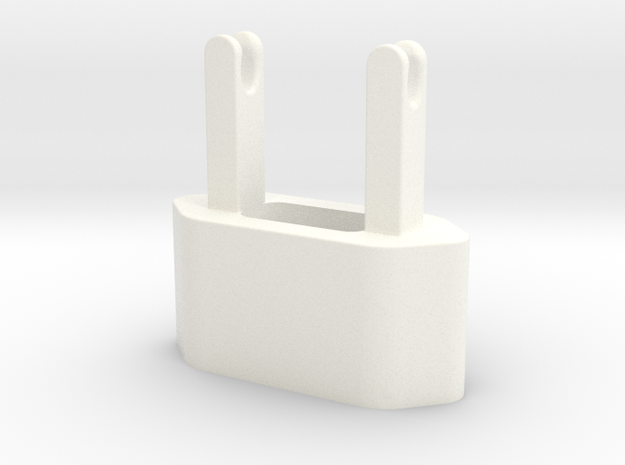 The Wrap - (Euro, dock connector version) 3d printed