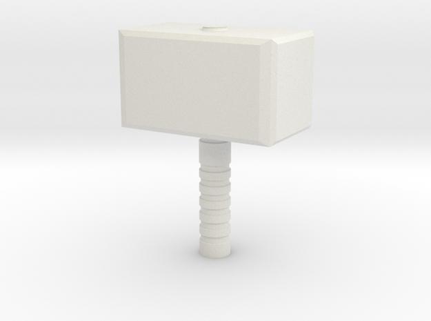 Hammer 3d printed