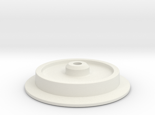 G-scale wheel 3d printed