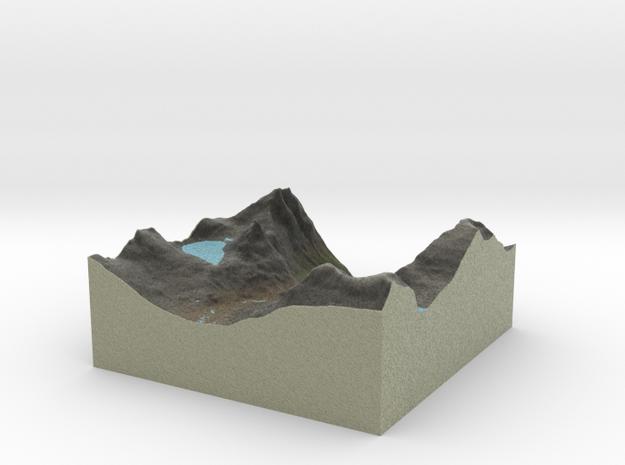 Terrafab generated model Fri Sep 27 2013 15:44:39 3d printed