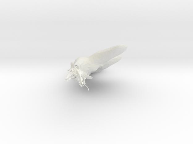 4987 in White Natural Versatile Plastic