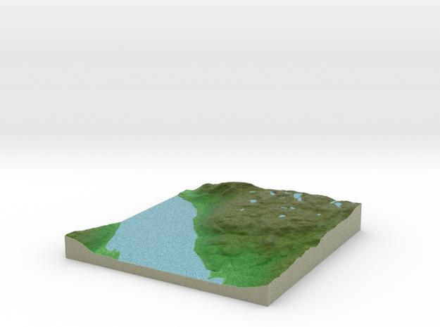 Terrafab generated model Tue Oct 01 2013 15:05:25 3d printed