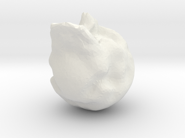 face 007 3d printed