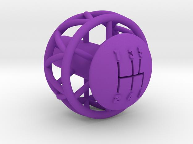 Ariel Atom Ecotec shift knob 5 spd - tap 3d printed
