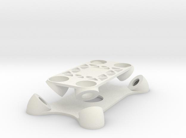 Omnimac APM Mount V1.2 in White Natural Versatile Plastic