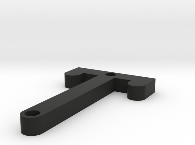 T OCR A EXTENDED 3d printed