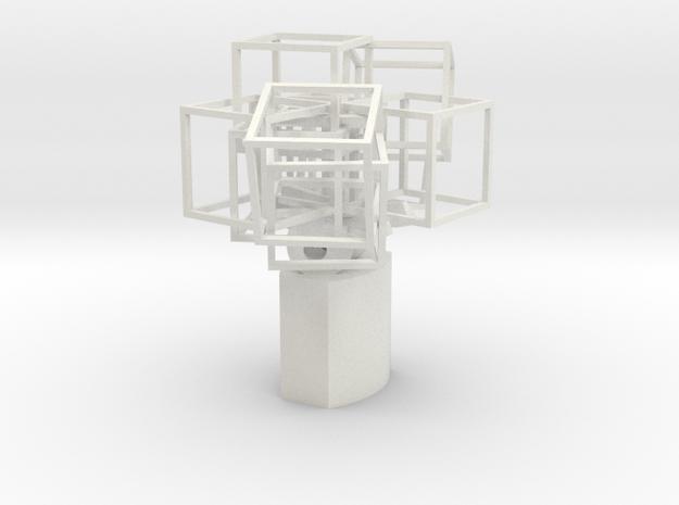 Random Cubic Rubic 3d printed