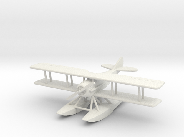 SPAD XIV 1:144th Scale 3d printed
