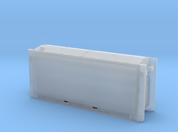 Absetzcontainer-Pumpen  in Smooth Fine Detail Plastic