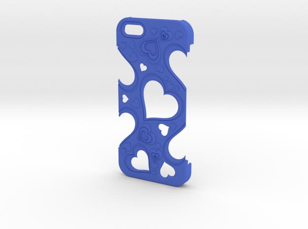 Hearts IPhone 5 v. II 3d printed