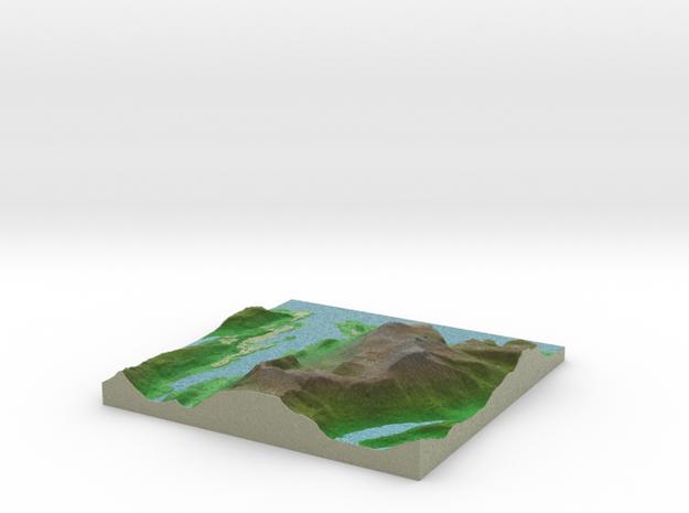 Terrafab generated model Thu Oct 10 2013 10:33:48 3d printed