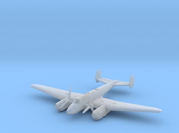 1/144 Petlyakov Pe-2 3d printed