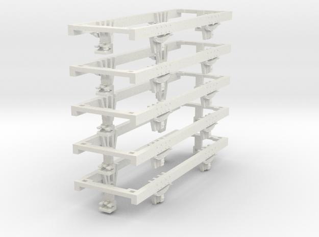 55n2 underframe long nem in White Natural Versatile Plastic