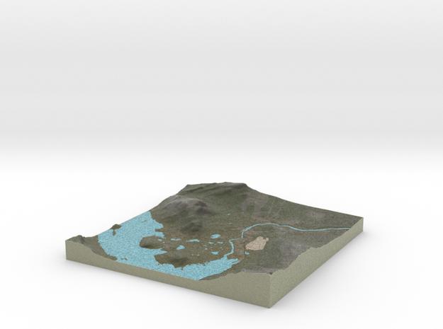 Terrafab generated model Tue Oct 15 2013 16:38:38 3d printed