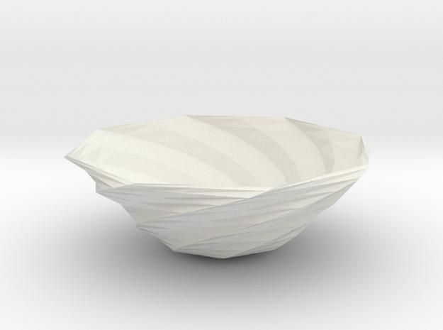 fruit bowl 2 in White Natural Versatile Plastic