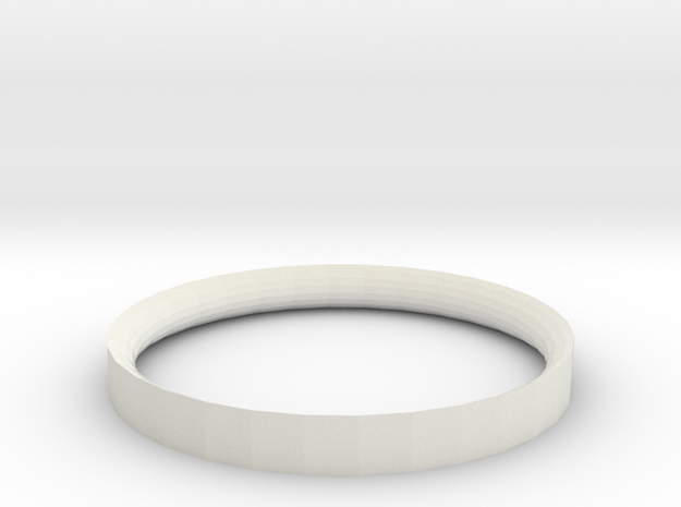 Simple Ring 5 34 3d printed