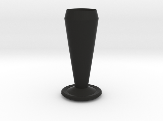 batman vase 3d printed