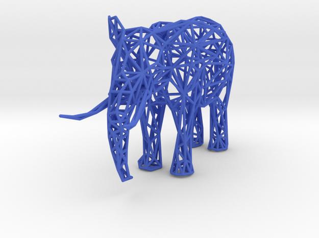 Digital Safari- Elephant (Small) 3d printed