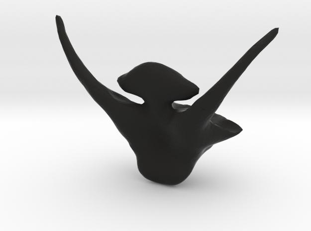 Monday Leap Motion Test 3d printed
