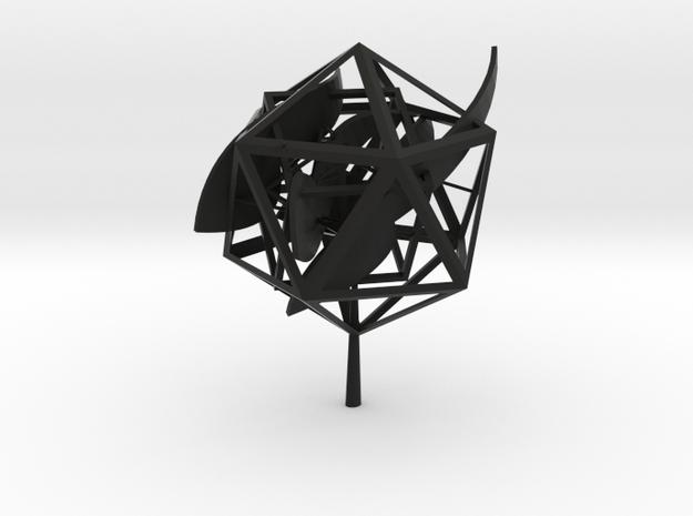 Leonardo Cubie IV  3d printed
