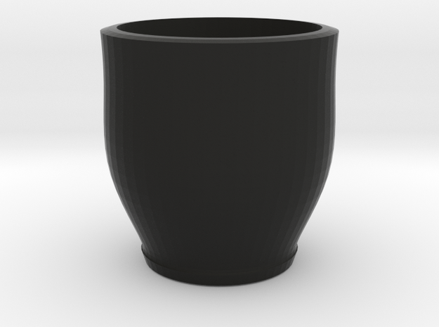 red cap cup 2 3d printed