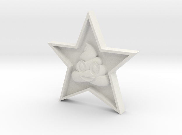DungStar 80mm Christmas Ornament 3d printed