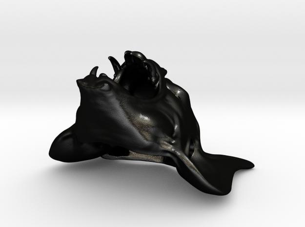 Vampire Head Bottle Opener 3d printed