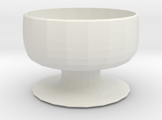 Planter 2 in White Strong & Flexible