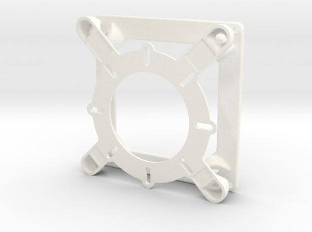 Dragon Universal Anti-Vibration Mount V1.0 3d printed